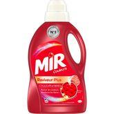 Mir Mir couleurs lessive liquide concentrée 25 lavages 1,5l
