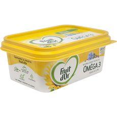 Fruit d'or margarine oméga 3 tartine et cuisson doux 250g