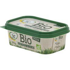 Fruit d'Or margarine sans huile de palme bio doux 375g