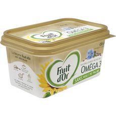 FRUIT D'OR Fruit d'Or  margarine sans huile de palme doux 450g
