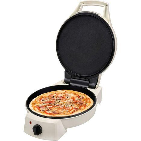 TEAM KALORIK Poêle à pizza PZP1002KTO - Blanc
