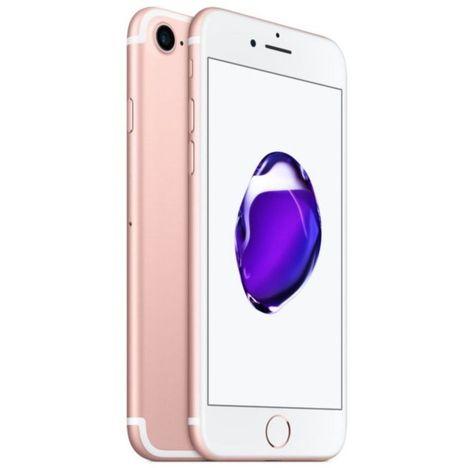APPLE Apple - iPhone 7 - Reconditionné - Grade B - 32 Go - 4.7 pouces - Rose