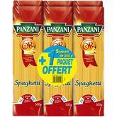Panzani spaghetti 5x500g +1gt