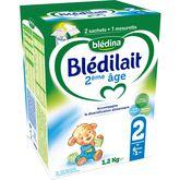 Blédina 2ème âge bag in box 1,2kg de 6mois à 1an