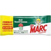 St Marc lingettes antibactériennes x66