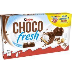 KINDER Kinder choco fresh étui x5 -105g