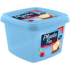 PLANTA FIN Planta fin margarine tartine & cuisson demi-sel 1kg