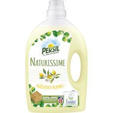 PERSIL Naturissime Lessive liquide fraîcheur d'agrumes 35 lavages 1,925l