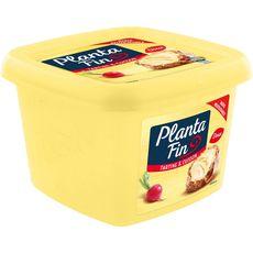 PLANTA FIN Planta fin margarine tartine & cuisson doux 1kg