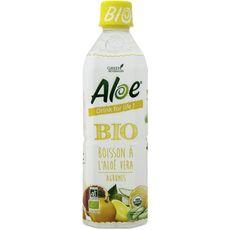 Aloe Boisson à l'aloé véra agrumes bio bouteille 50cl