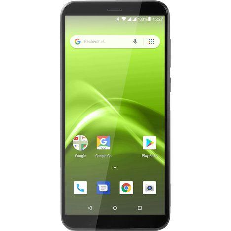 SELECLINE Smartphone Q10 - 8 Go - 6 pouces - Noir - 3G
