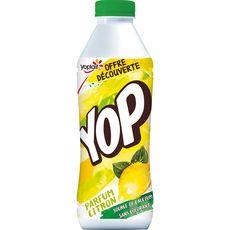 YOP Yaourt à boire au citron 850g