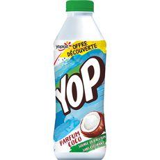 YOP Yaourt à boire à la coco 850g