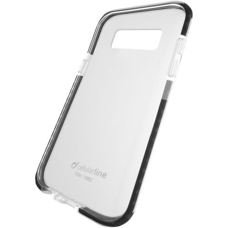 CELLULARLINE Etui flexible pour Galaxy S10+ Transparent