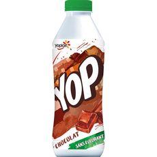 YOP YOP Yaourt à boire au chocolat 825g 825g
