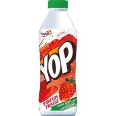 YOP YOP Yaourt à boire à la fraise 825g 825g