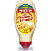 Amora sauce pomme frite 448g offre saisonnière