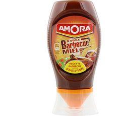 Amora sauce barbecue miel 282 g