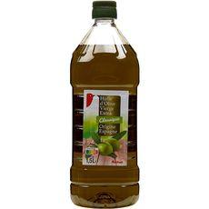AUCHAN Huile d'olive vierge extra classique origine Espagne 1,5l