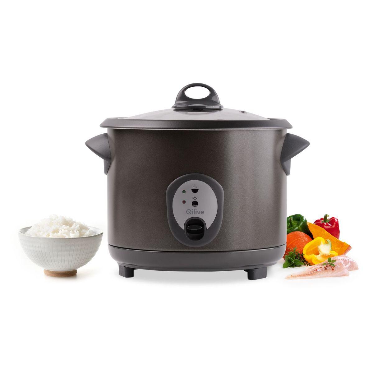 Cuiseur à riz 898868 Q.5868 - Noir