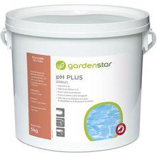 GARDENSTAR Gardenstar Granulés de ph plus pour piscine 5kg 5kg