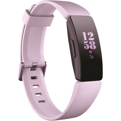 FIT BIT Montre connectée - Inspire HR - Lilas - S/L