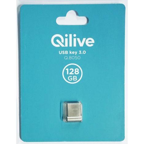 QILIVE Clé USB Q.8050 128 Go - USB 3