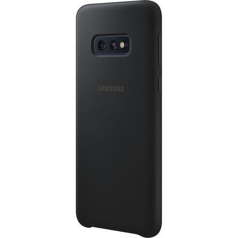 SAMSUNG Coque semi-rigide pour Galaxy S10E - Noir