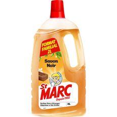 St Marc Nettoyant multi-usages au savon noir parfum fleur d'oranger 2l