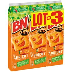 BN goûter fourré abricot x3 -885g