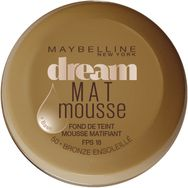 Maybelline fond de teint dream mat sun bronze 50