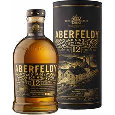 Aberfeldy whisky malt 12ans 40° 70cl