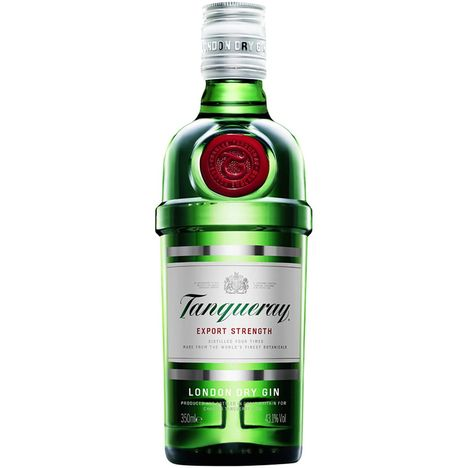 TANQUERAY Dry gin London 43,1%