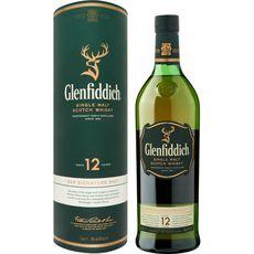 Glenfiddich whisky spécial 40° - 1l