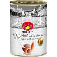 Plaza Del Sol olives farcies aux anchois 120g