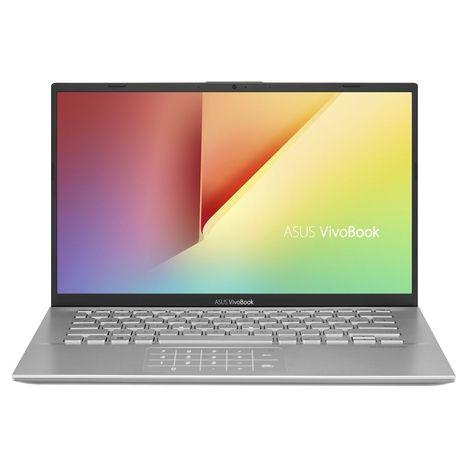 ASUS Ordinateur portable VivoBook S412UA-EK237 Numpad 14 pouces - Silver