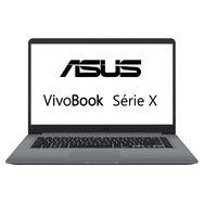 ASUS Ordinateur portable VivoBook Série X S501QA-EJ047T - 15.6 pouces - Gris