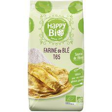 HAPPY BIO Happy Bio Farine de blé T65 1kg 1kg