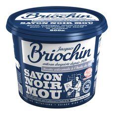 BRIOCHIN Savon noir mou écologique 600g