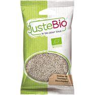 Juste bio graines de tournesol décortiquées 80g