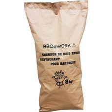 Bbq@work Charbon de bois qualité restaurant 8kg