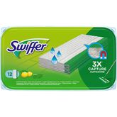 Swiffer lingette humide x12