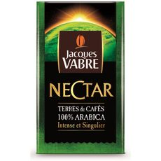 Jacques Vabre nectar moulu 250g