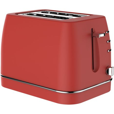 QILIVE Toaster 130466 Q.5995 - Rouge