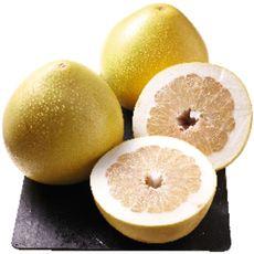 Pomelos blanc 2 pièces
