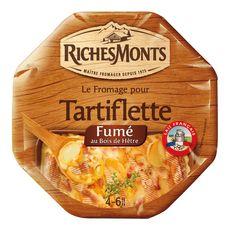 Richesmont fromage à tartiflette fumé 450g