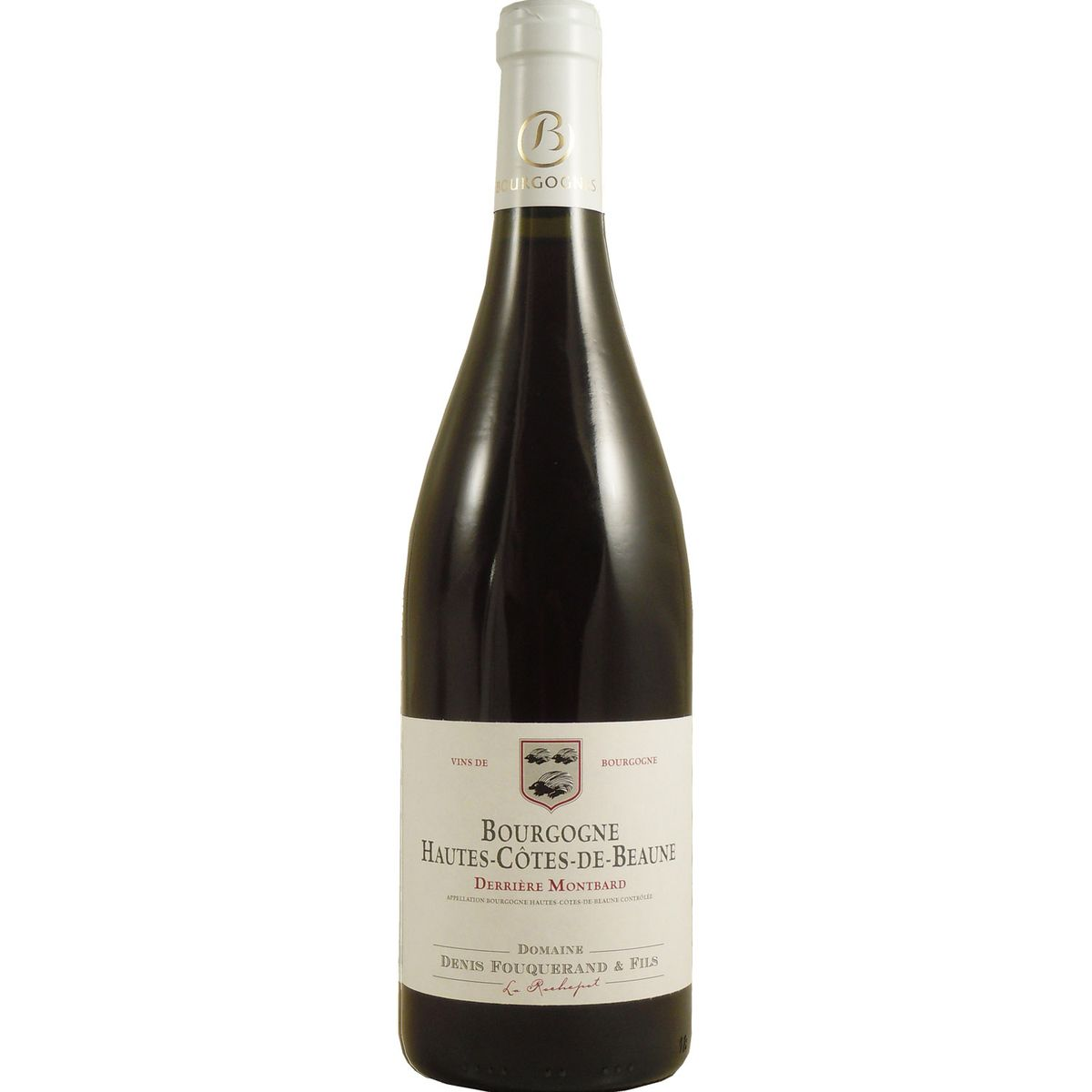 AOP Hautes Côtes de Beaune Bio Clos Bortier Domaine Denis Fouquerand et Fils 2019