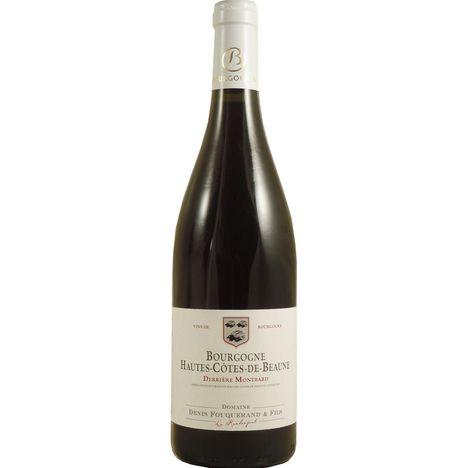 SANS MARQUE AOP Hautes Côtes de Beaune Bio Clos Bortier Domaine Denis Fouquerand et Fils 2019