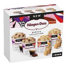 Häagen-Dazs Mini pot barista collection 320g