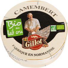 Gillot camembert bio 250g
